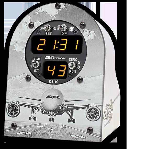Davtron D811c Desk Clock